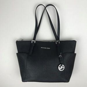 Authentic Michael Kors Leather Tote Bag AL-1203